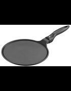 TAVA ZA PALAČINKE - crna, Basics, metal (47,5/27/6,5cm) - WMF