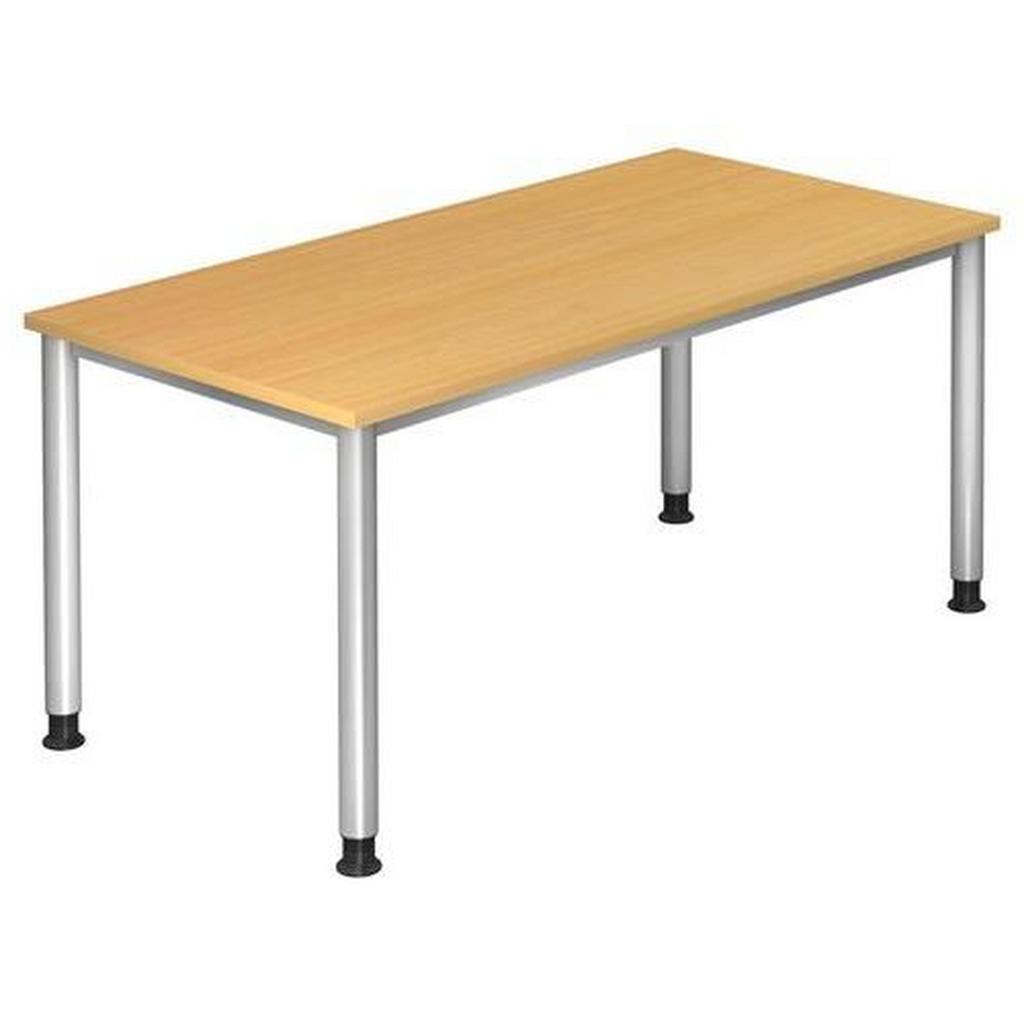 XXXLutz Schreibtisch buchefarben