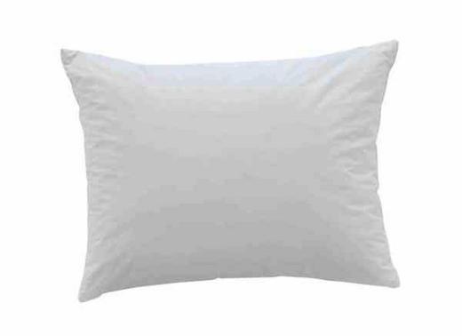 POLSTERBEZUG 40/40 cm 2 - Weiß, Basics, Textil (40/40cm) - Fussenegger