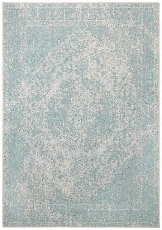 VINTAGE-TEPPICH - Mintgrün, LIFESTYLE, Textil (67/130cm) - Dieter Knoll