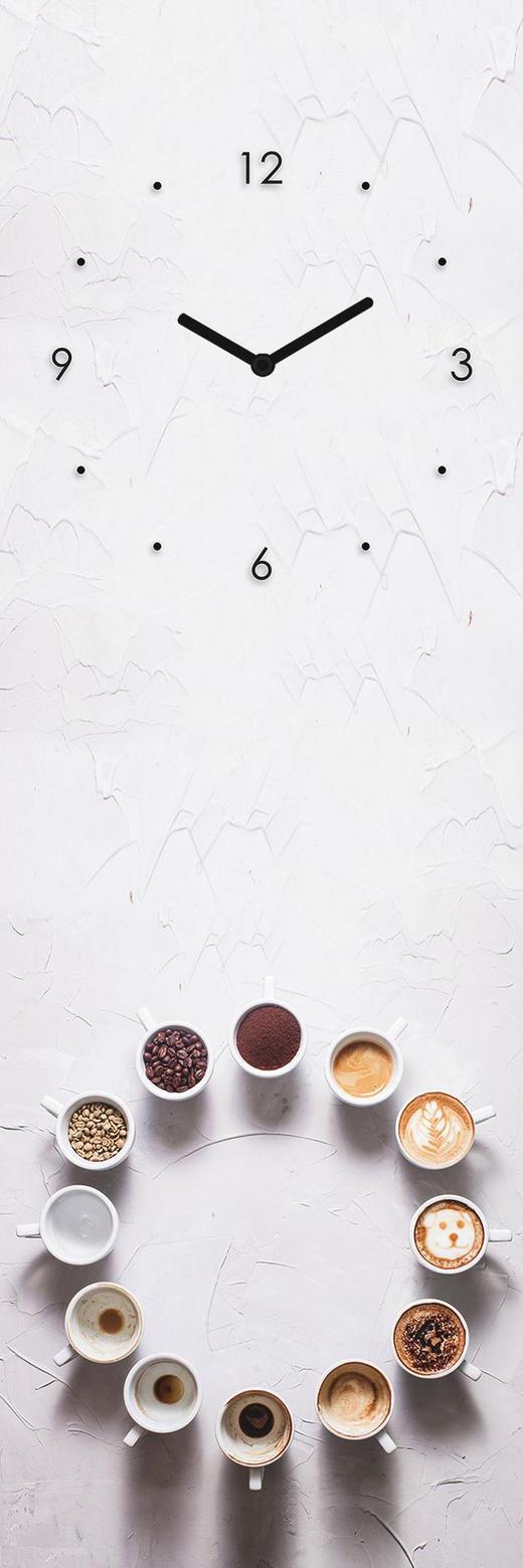 WANDUHR 20/60/3,1 cm - Multicolor, KONVENTIONELL, Glas (20/60/3,1cm)