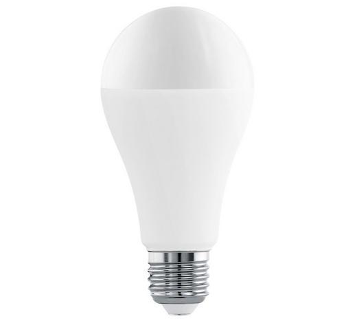 LED-LEUCHTMITTEL  E27 16 W  - Weiß, Basics, Glas (13,4cm) - Homeware