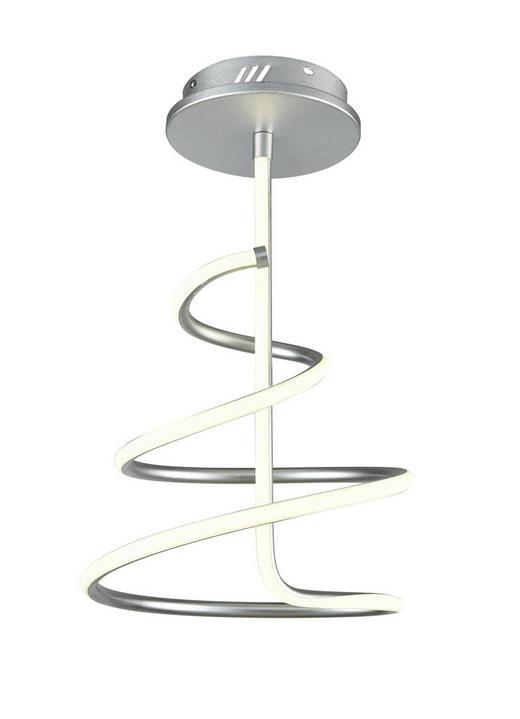 LED SVJETILJKA STROPNA - bijela, Moderno, metal/plastika (36/46cm) - Novel