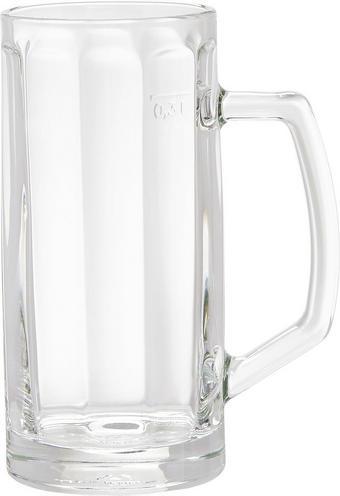 BIERKRUG - Klar, Basics, Glas (0,3l) - HOMEWARE