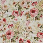 DEKOSTOFF per lfm blickdicht  - Rot, ROMANTIK / LANDHAUS, Textil (140cm) - Landscape