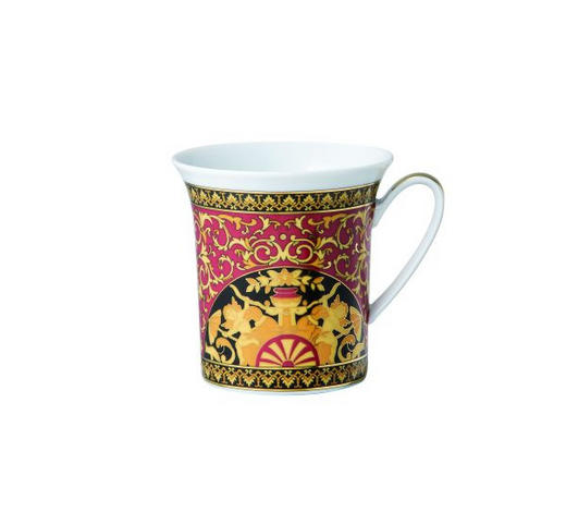 SKODELICA - večbarvno, Konvencionalno, keramika - Versace