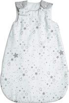 BABYSCHLAFSACK Superstars - Grau, Basics, Textil (50/70cm) - My Baby Lou