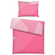 POVLEČENÍ - růžová, Design, textil (140/200cm) - Novel