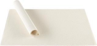 TISCHSET 30/45 cm Textil  - Weiß, Basics, Textil (30/45cm) - Homeware