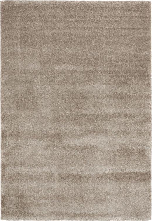 Webteppich - Beige, Design, Textil (120/170cm) - Novel