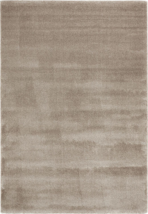 WEBTEPPICH - Beige, KONVENTIONELL, Textil (160/230cm) - Novel
