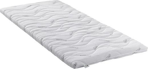 TOPPER 100/200 cm Polyurethanschaumkern - Basics, Textil (100/200cm) - Sleeptex