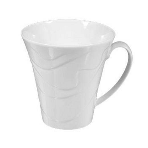 KAFFEEBECHER - Weiß, Basics, Keramik (03l) - Seltmann Weiden