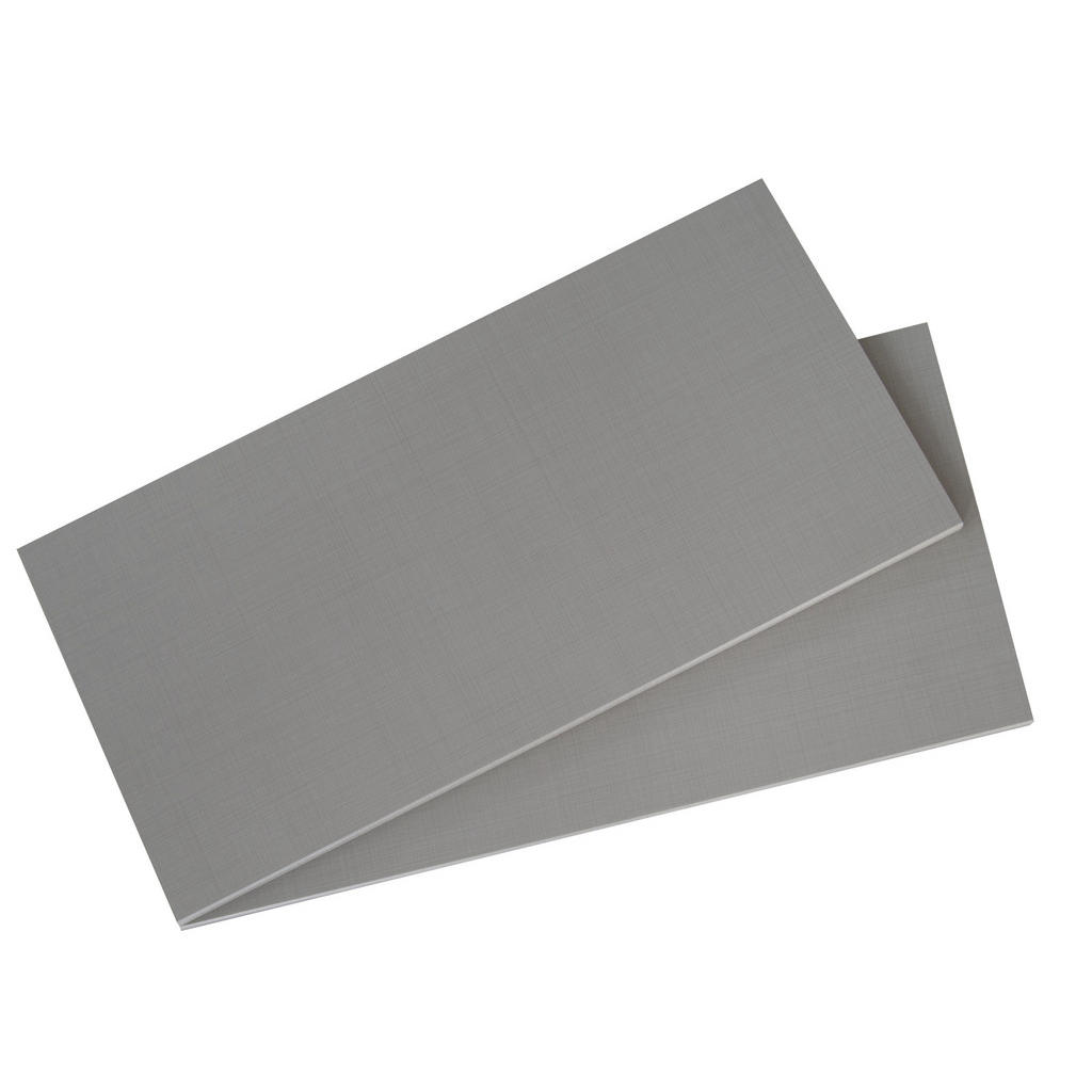 Xora Einlegebodenset 2-teilig hellgrau