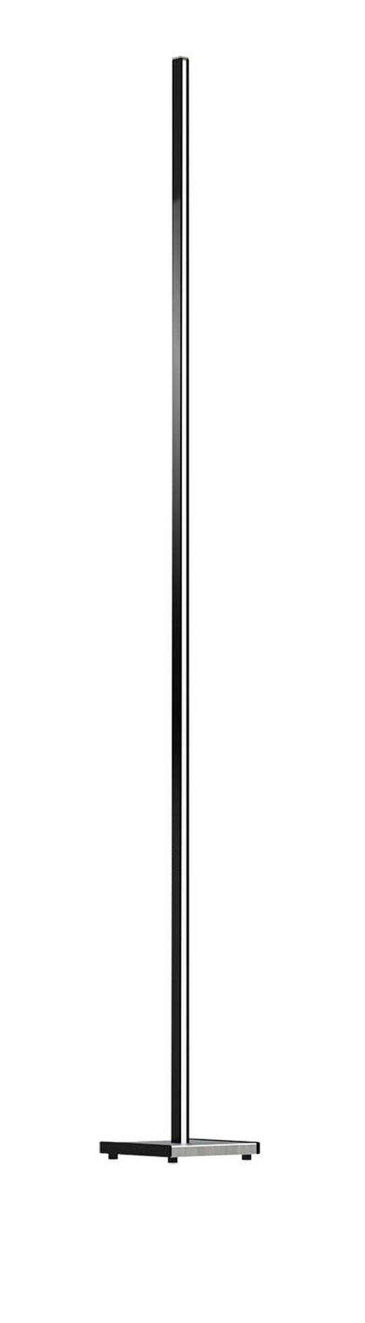 LED-STEHLEUCHTE - Schwarz, Design, Kunststoff/Metall (2,3/180/2cm)