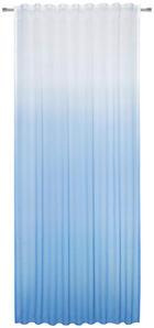 KONČANA ZAVESA NATASA - modra, Konvencionalno, tekstil (140/245cm) - Esposa