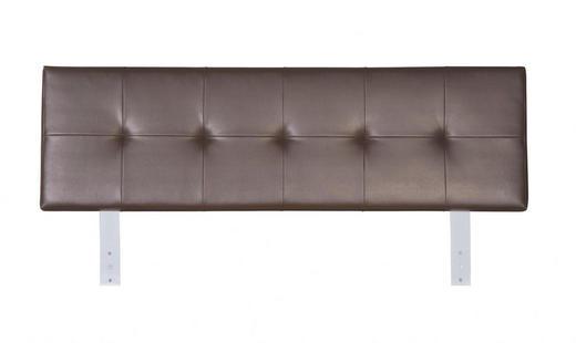 KOPFTEIL  146/51-66 cm Braun - Braun, Design, Textil (146/51-66cm) - Xora