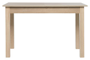MATBORD - ekfärgad, Design, träbaserade material (120/160/70/76,5cm) - Carryhome