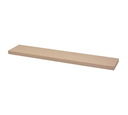 WANDBOARD in Braun  - Braun, Basics, Holz (60/23,5cm)