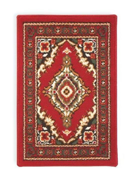 VÄVD MATTA - röd, Klassisk, textil (40/60cm) - BOXXX