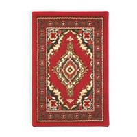 WEBTEPPICH - Rot, LIFESTYLE, Textil (40/60cm) - Boxxx
