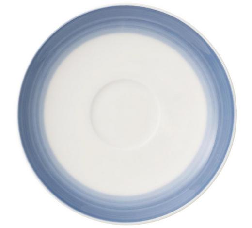 UNTERTASSE - Blau/Creme, KONVENTIONELL, Keramik (12cm) - Villeroy & Boch