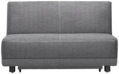 SCHLAFSOFA in Textil Hellgrau  - Beige/Hellgrau, MODERN, Holz/Textil (145/90/96cm) - Novel