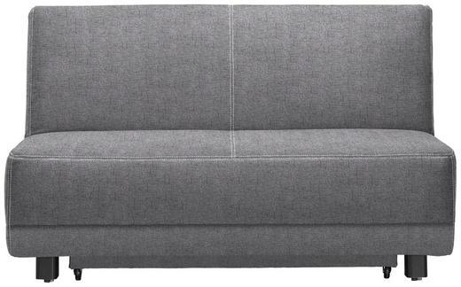 SCHLAFSOFA Hellgrau - Beige/Hellgrau, MODERN, Holz/Textil (145/90/96cm) - Novel