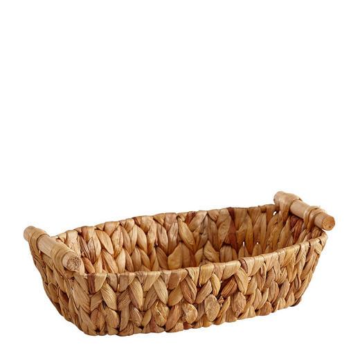 KOŠ - přírodní barvy, Basics, dřevo (28/17/7cm) - LANDSCAPE