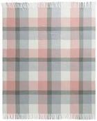 ODEJA KARO ROSÉ - naravna/srebrna, Konvencionalno, tekstil (130/170cm)