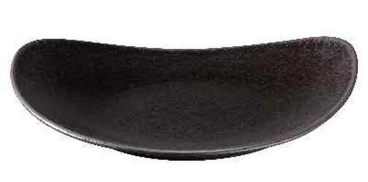 SPEISETELLER Keramik Feinsteinzeug - Braun, Basics, Keramik (27,5cm) - ASA