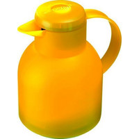 ISOLIERKANNE 1 L  - Hellgelb, Basics, Kunststoff (1l) - Emsa