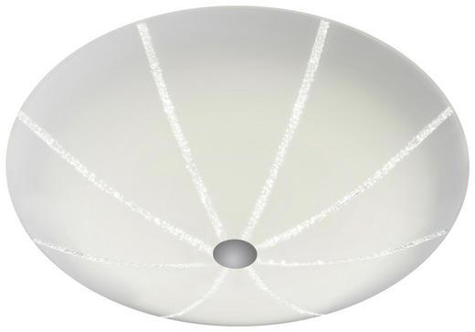 LED-DECKENLEUCHTE - Weiß, KONVENTIONELL, Metall (54/14cm) - Bankamp