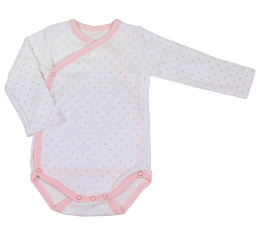 BABYBODY  - Rosa/Weiß, Basics, Textil (68null) - Patinio