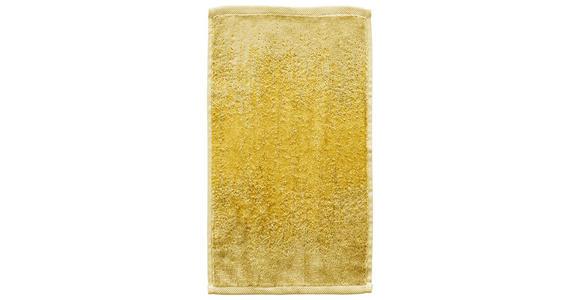 GÄSTETUCH 30/50 cm Goldfarben, Honig  - Goldfarben/Honig, Design, Textil (30/50cm) - Ambiente