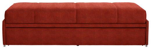 SCHLAFSOFA in Textil Orange - Orange, Design, Textil (212/56/98cm) - Bali