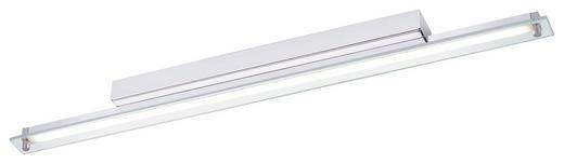 LED-WANDLEUCHTE - Silberfarben, Design, Metall (60/4/5cm) - Celina