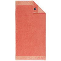HANDTUCH 50/100 cm - Orange, KONVENTIONELL, Textil (50/100cm) - Joop!