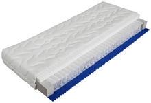 TASCHENFEDERKERNMATRATZE POLAR 3D PRO 100/200 cm 22 cm - Weiß, Basics, Textil (100/200cm) - Dieter Knoll