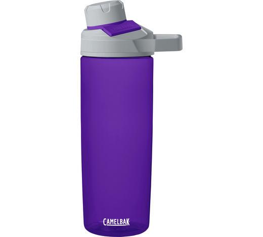 TRINKFLASCHE 0,6 L - Lila, KONVENTIONELL, Kunststoff (0,6l)