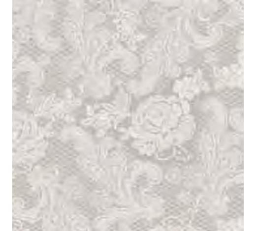SERVIETTE - Taupe/Multicolor, Basics, Papier (33/33cm)