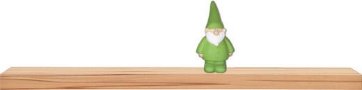 POLICE NÁSTĚNNÁ - barvy buku, Basics, dřevo (120/25cm)