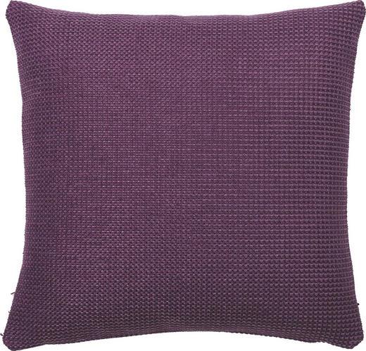 KISSENHÜLLE Lila 50/50 cm - Lila, Basics, Textil (50/50cm)
