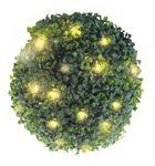 LED-DEKOLEUCHTE - Grün, Basics, Kunststoff (27cm)
