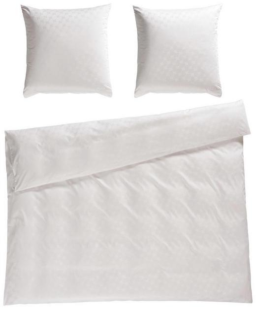 BETTWÄSCHE Satin Weiß 200/200 cm - Weiß, Basics, Textil (200/200cm) - Joop!