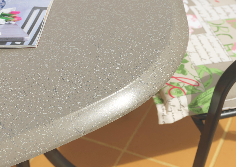 VRTNA ZLOŽLJIVA MIZA - bež/antracit, Basics, kovina/leseni material (146/72/94cm)