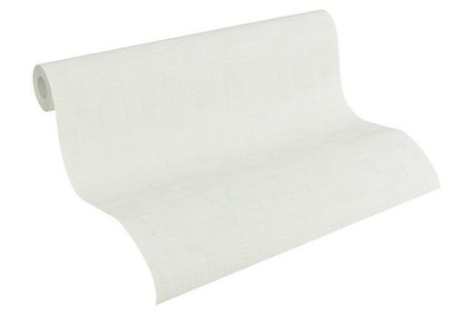 VLIESTAPETE 10,05 m - Creme, Design, Textil (53/1005cm)