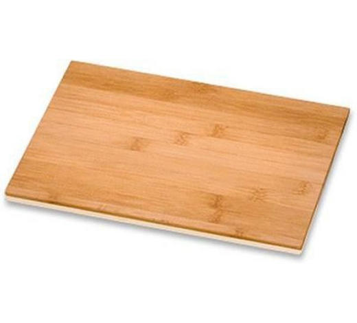 SCHNEIDEBRETT Holz  - Naturfarben, Basics, Holz (35/1,9/25cm) - Justinus