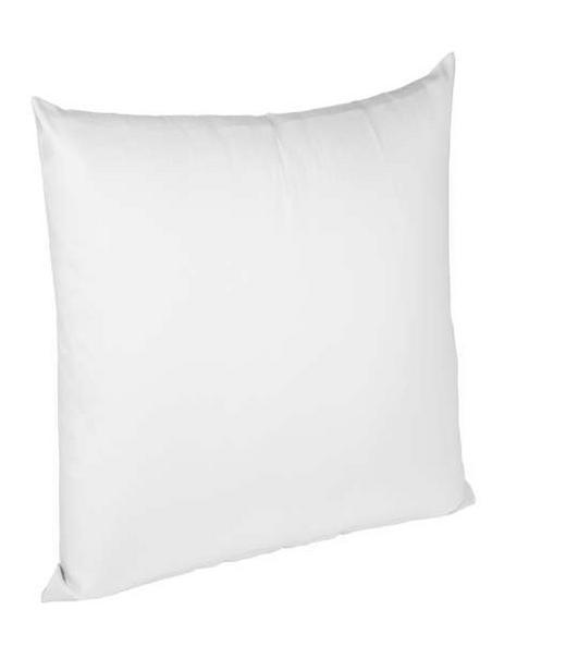 KISSENHÜLLE Weiß 80/80 cm - Weiß, Basics, Textil (80/80cm) - FLEURESSE