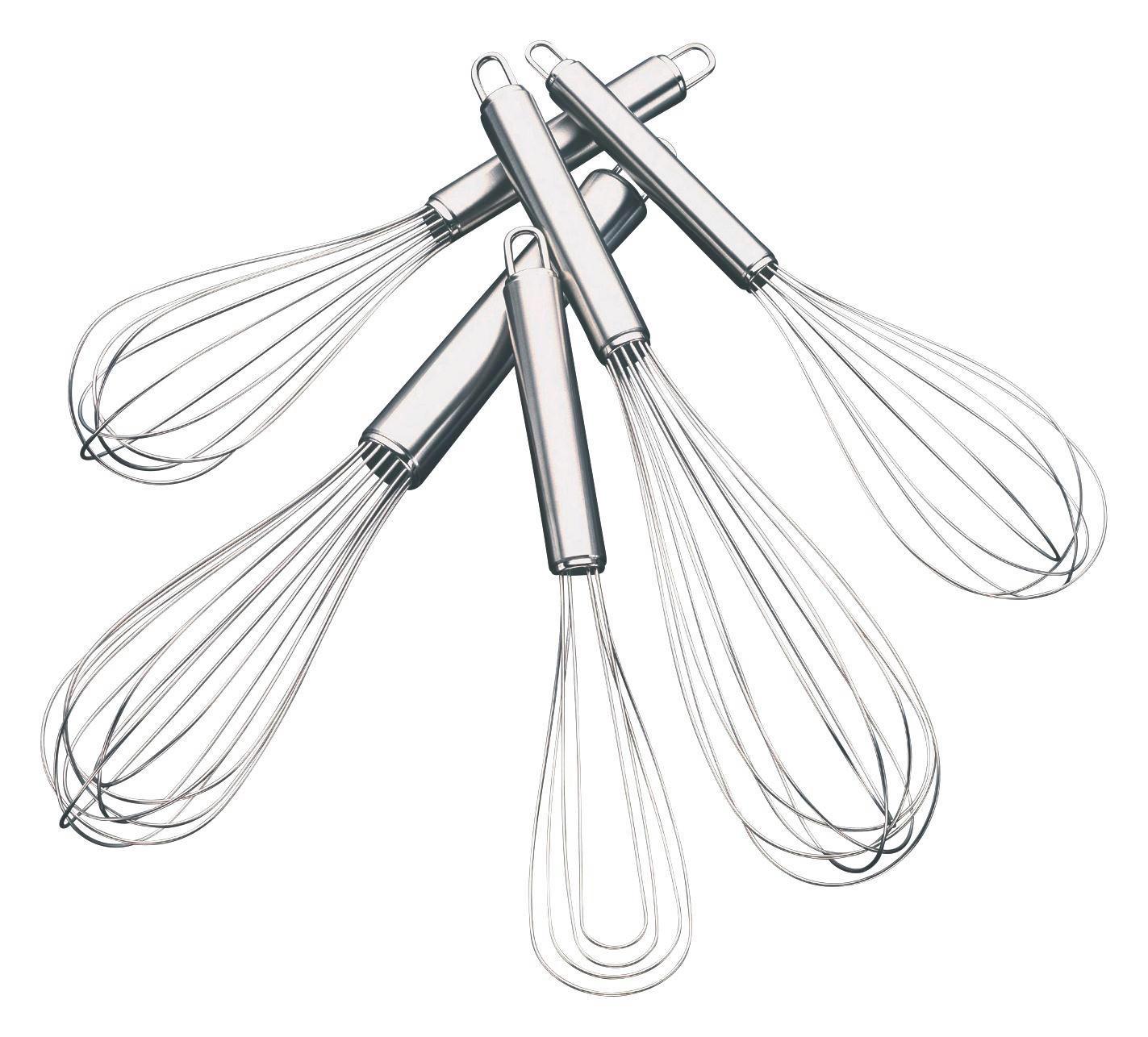 SCHNEEBESEN - Basics, Metall (30cm) - JUSTINUS